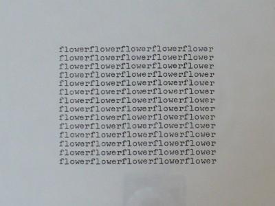 I...flower