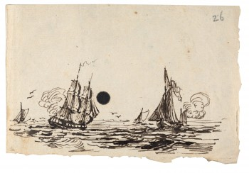 Shelley at Sea
