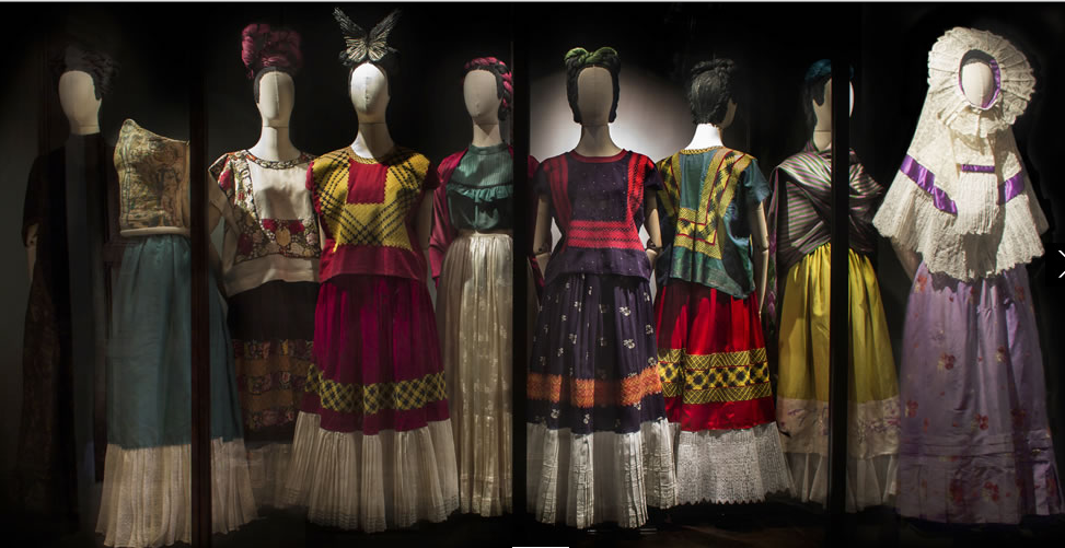 From the show at the Museo Frida Kahlo.