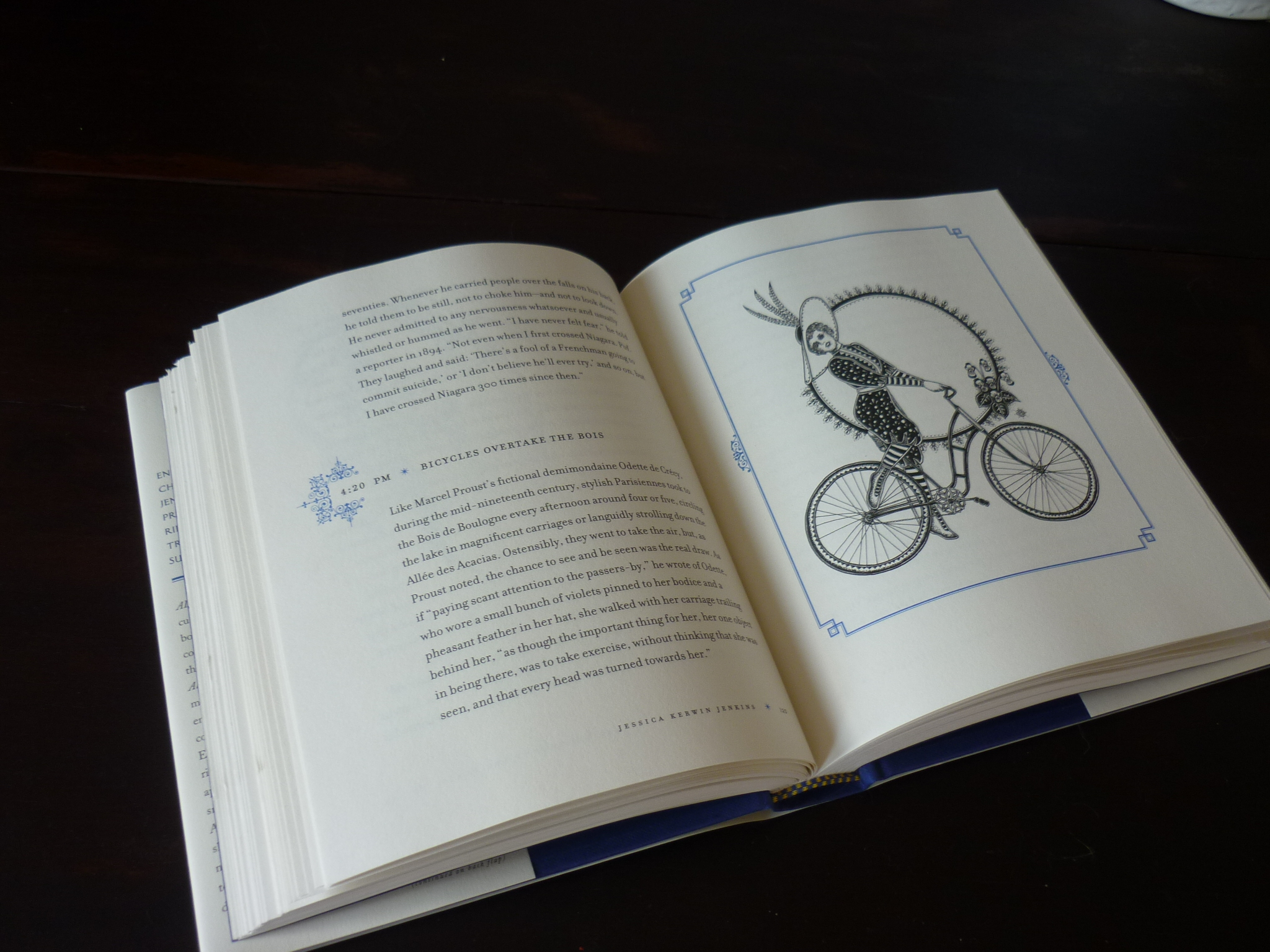 The illustrations are by Minka Sicklinger. If I do say so, they are really great.